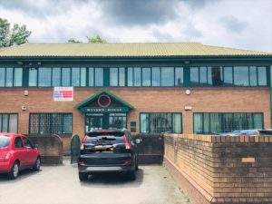 Office 3 Wyvern House, Sark Road, Sheffield, S2 4HG